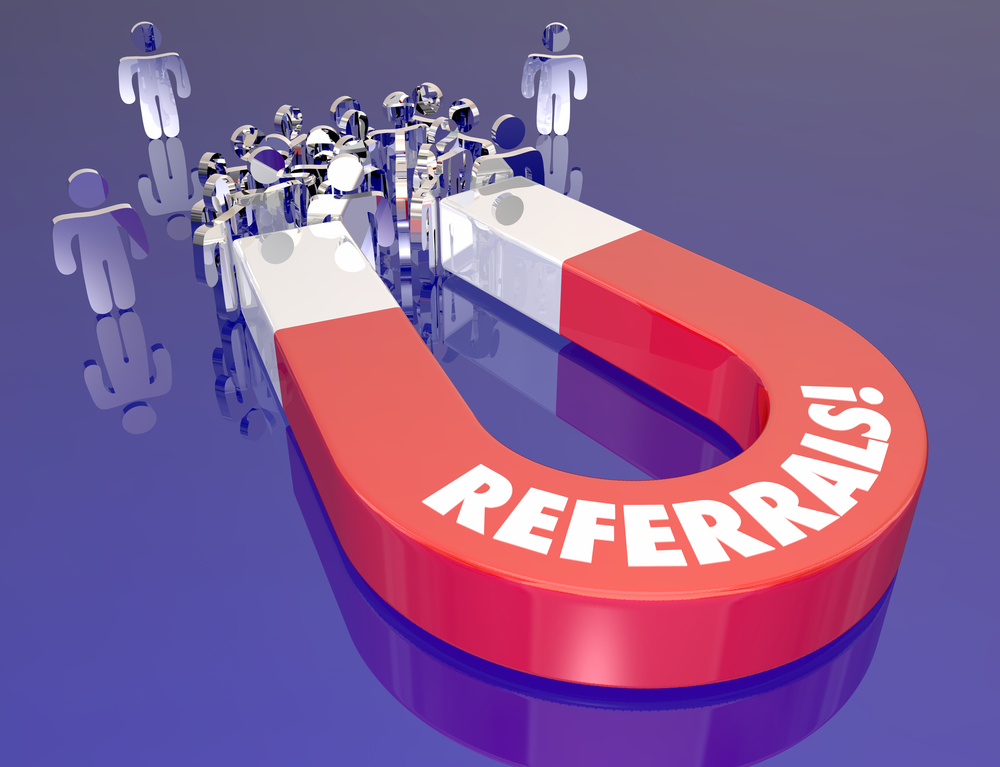 Get More Referral Bookings